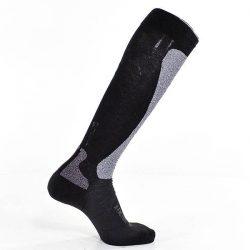 Skarpety X-Socks Ski Adrenaline Black Anthracite B014 2018 najtaniej