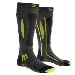 Skarpety X-Socks Effektor xbs. Ski Race Grey Black Lime G492 2018 najtaniej