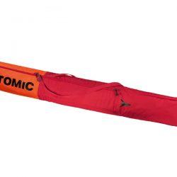Pokrowiec na narty ATOMIC Ski Bag Red/Bright RED 205 2019 najtaniej