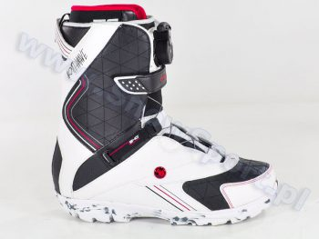 Buty Northwave Caliber White/Black 2012 najtaniej
