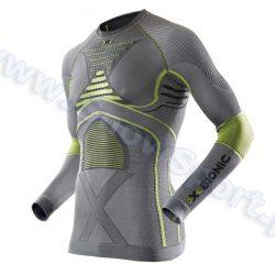 Koszulka termoaktywna X-Bionic Radiactor EVO Man iron yellow najtaniej