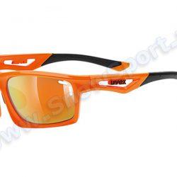 Okulary Uvex Sportstyle Sgl 700 Orange 3316  2015 najtaniej