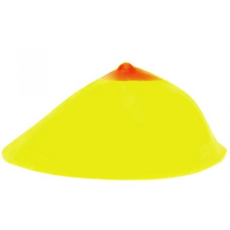 Wosk do smarowania na gorąco Blackstarwax Silicon Boobs Wax ( 180g) (-7°C