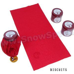 Uniwersalne Nakrycie Głowy Original Buff Gift Pack Biscuits & Chocolate 2011 najtaniej