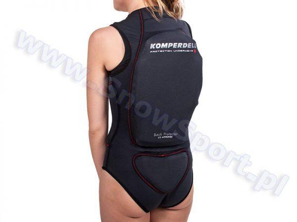 Ochraniacz na kręgosłup KOMPERDELL Airshock Underweare Body Protektor 633-02 najtaniej