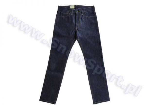 Spodnie Levis 513 Slim Straight SE Rigid Indigo Skateboarding Collection 2016 (95583-0001) najtaniej