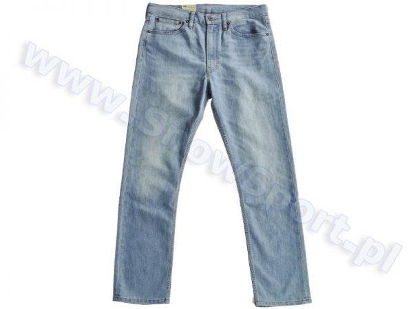 Spodnie Levis 513 Slim Straight SE Waller Blue Skateboarding Collection 2017 (95583-0015) najtaniej