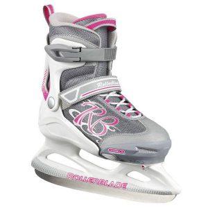 Łyżwy Rollerblade Comet Ice G White Pink 2017 najtaniej