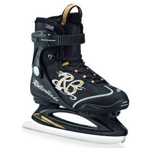 Łyżwy Rollerblade Spark Ice W Gold 2017 najtaniej