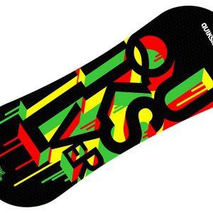 Trickboard z grafiką na zamówienie najtaniej