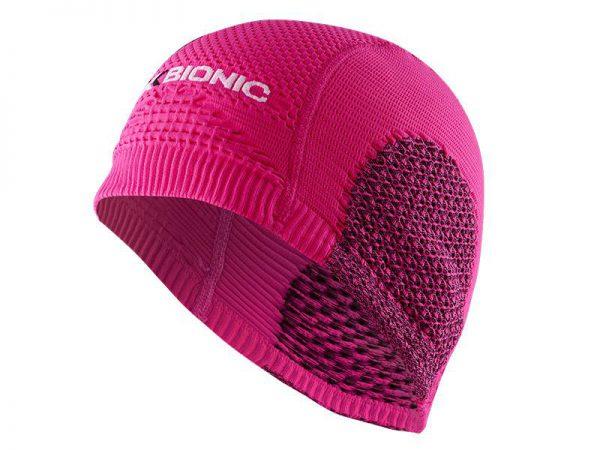 Czapka termoaktywna X-Bionic Soma Cap Light Pink Black P059 2019 najtaniej