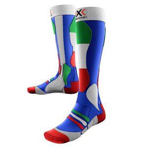 Skarpety X-Socks Ski Patriot Italy T018 2019 najtaniej