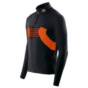Bluza termoaktywna z krótkim zamkiem X-Bionic Racoon Man Zip Up B078 2018 najtaniej