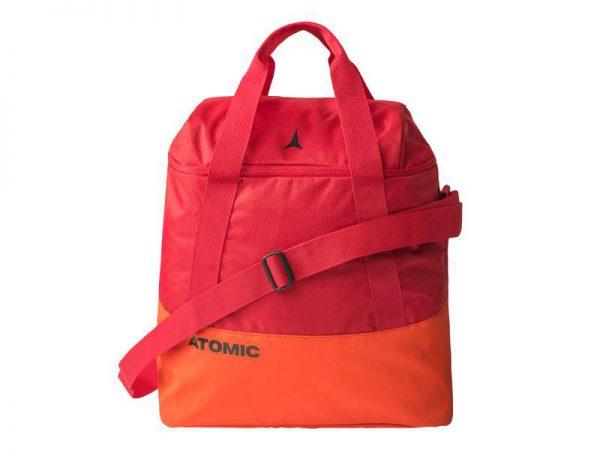 Pokrowiec na buty narciarskie ATOMIC Boot Bag Red/Bright Red 2018 najtaniej