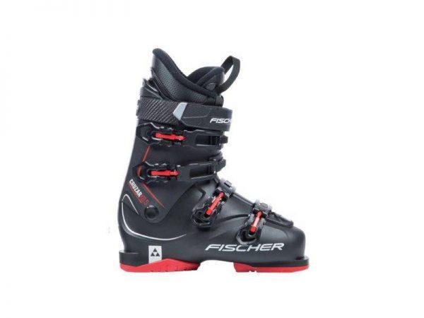 Buty Fischer Cruzar X 8.5 Black/Black/Red TMS U30017 2018 najtaniej