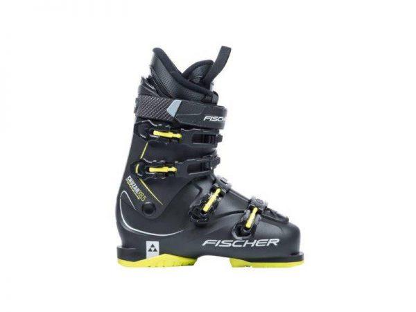 Buty Fischer Cruzar X 8.5 Black/Black/Yellow TMS U30017 2018 najtaniej