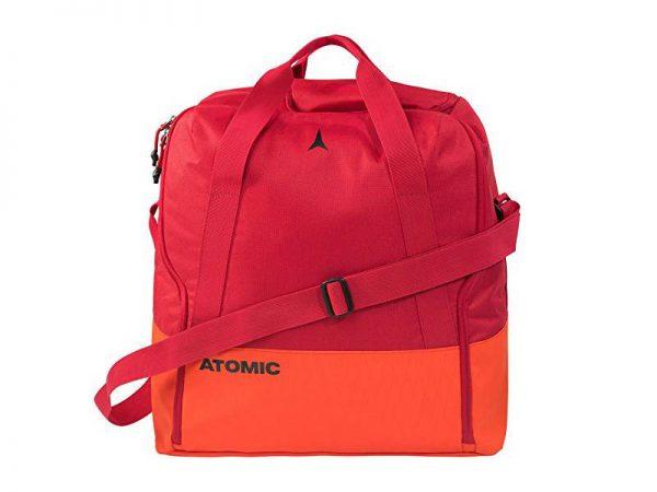 Pokrowiec na buty i kask ATOMIC Boot & Helmet Bag Red/Bright Red 2018 najtaniej