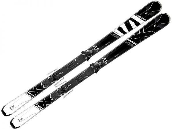 Narty SALOMON X-MAX X12 + Wiązania XT12 TI C90 2018 najtaniej