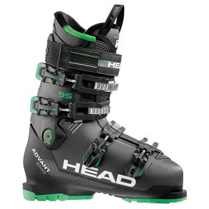 Buty HEAD Advant Edge 95 Anthracite Black Green 2018 najtaniej