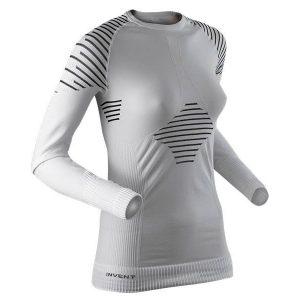 Koszulka damska termoaktywna X-Bionic Invent Woman White Black W030 2019 najtaniej