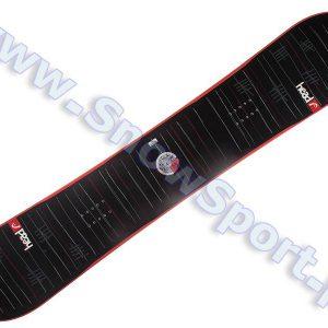 Deska snowboardowa Head Rocka Red FW 4D 2016 najtaniej