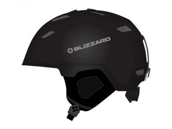 Kask BLIZZARD Double ski Black Matt 2018 najtaniej