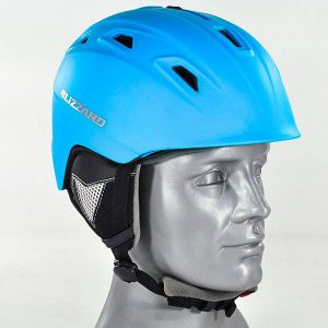 Kask BLIZZARD Demon ski Neon Blue Matt 2018 najtaniej