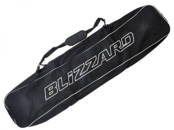 Pokrowiec na deskę Blizzard Black Silver 165cm 2018 najtaniej