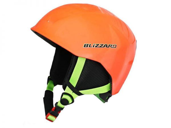 Kask BLIZZARD Signal ski Orange 2018 najtaniej