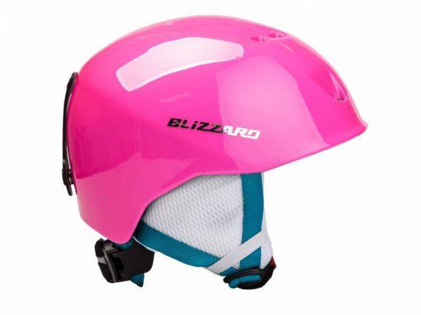 Kask BLIZZARD Signal ski Junior Pink 2018 najtaniej