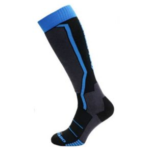 Skarpety Blizzard Allround Ski Socks Black Anthracite Blue 2018 najtaniej