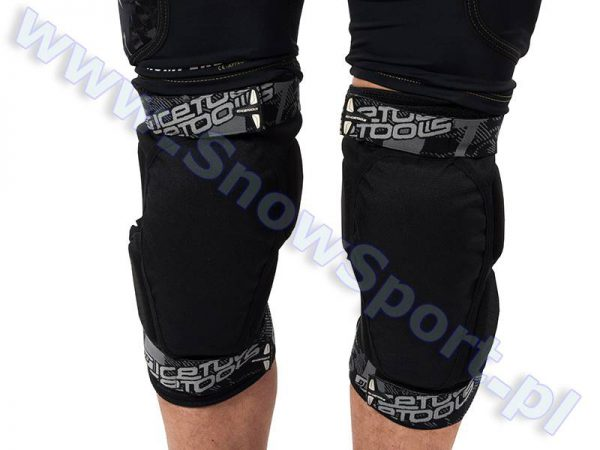 Ochraniacze ICETOOLS Knee Pad Guard 2012 najtaniej