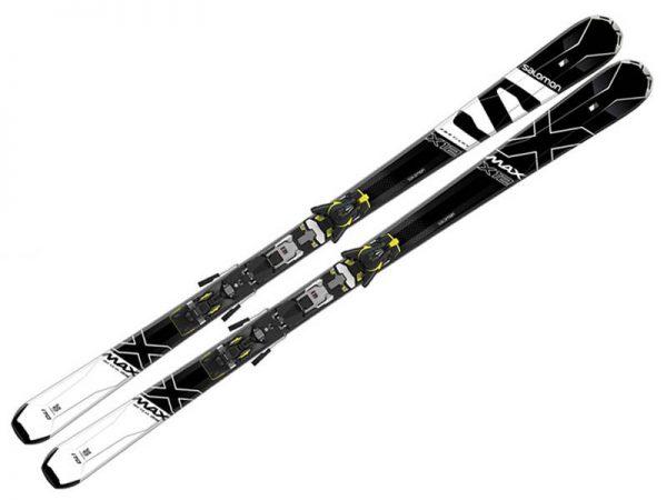 Narty SALOMON X-MAX X12 + Wiązania Z12 SPEED 2018 najtaniej
