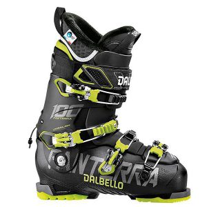 Buty Dalbello Panterra 100 Black / Acid Yellow 2019 najtaniej