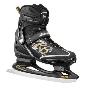 Łyżwy Rollerblade Spark Ice W Black Gold 2016 najtaniej