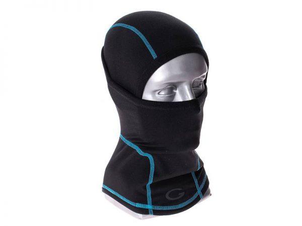 Balaclava Maska Kominiarka Gruca Black Blue 2016 najtaniej