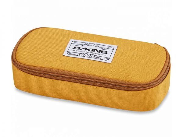 Piórnik Dakine School Case Mineral Yellow F/W 2019 najtaniej