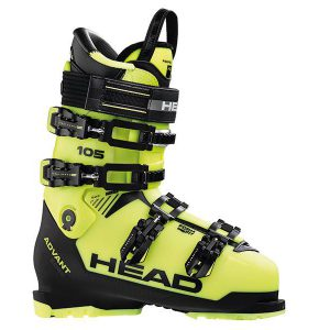 Buty HEAD Advant Edge 105 Yellow Black 2019 najtaniej
