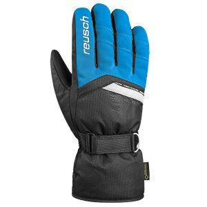 Rękawice Reusch Bolt GTX GORE-TEX Blue/Black (441) 2019 najtaniej