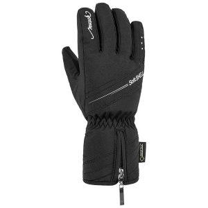 Rękawice Reusch Selina GTX Black/Silver (702) 2019 najtaniej