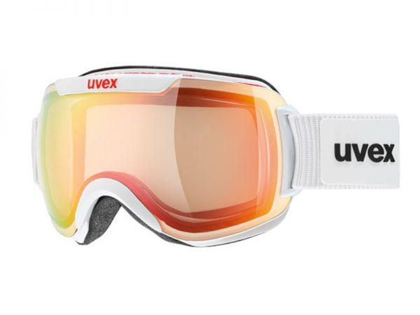 Gogle UVEX Downhill 2000 VFM White Orange (1023) 2019 najtaniej