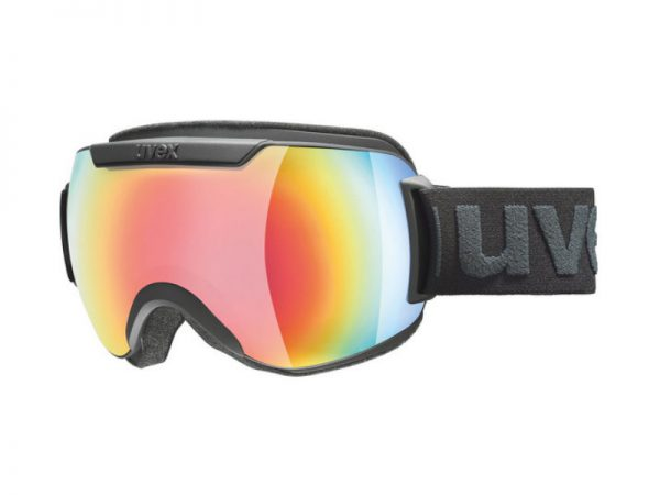 Gogle UVEX Downhill 2000 FM Black Mirror Rainbow Rose (2230) 2019 najtaniej