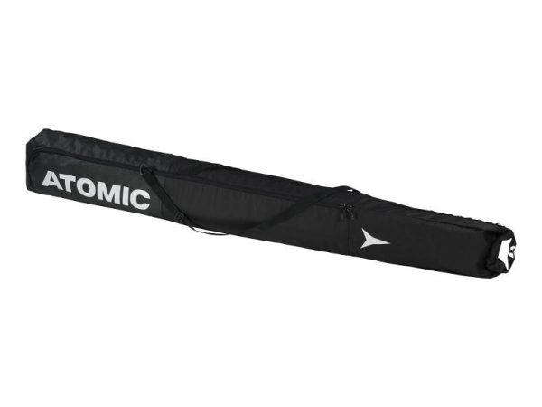 Pokrowiec na narty ATOMIC Ski Bag Black/Black 205 2019 najtaniej