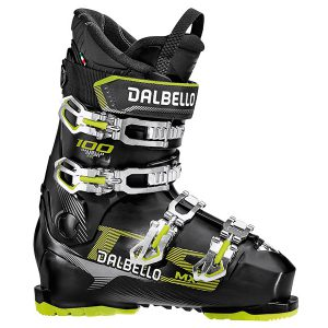 Buty Dalbello DS MX 100 Black Trans / Black 2019 najtaniej