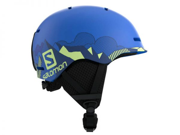 Kask SALOMON GROM Pop Blue Mat 2019 najtaniej