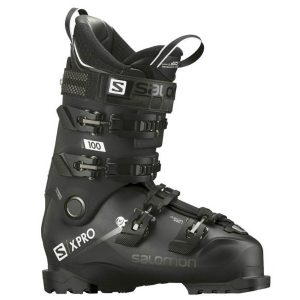 Buty SALOMON X Pro 100 Black Metallic Black White LTD 2019 najtaniej