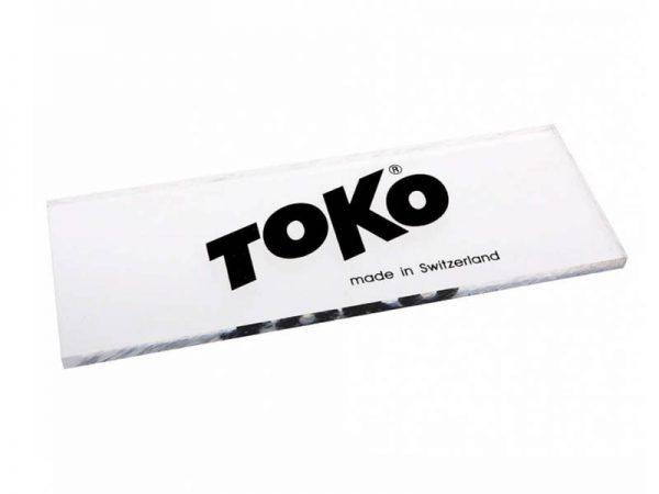 Cyklina  TOKO PLEXI 5mm BS (5543815) 2018 najtaniej