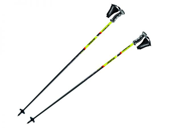 Kijki narciarskie Gabel HS-R Black/Yellow 2019 najtaniej