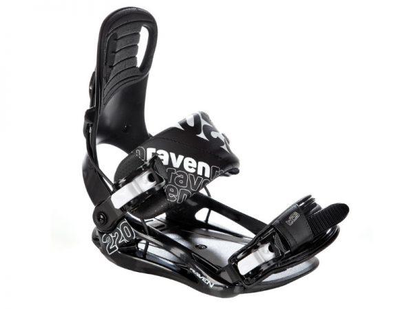 Wiązania Raven S220 Black 2019 najtaniej