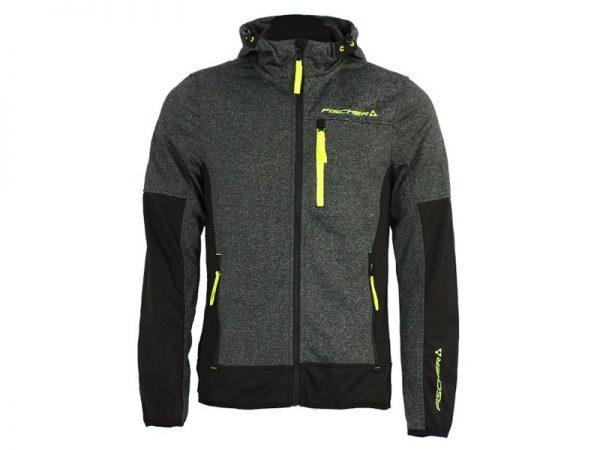 Softshell FISCHER Shop-Kit Stretch Jacket G00018 2019 najtaniej